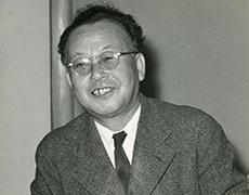 写真:B.M.Booth.Major,1952