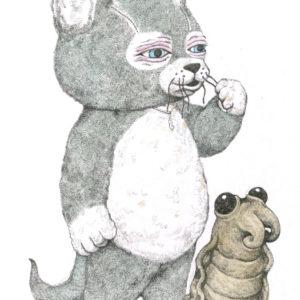 3月おはなしキャラバン「ヒグチユウコさんが描く、絵本の世界」