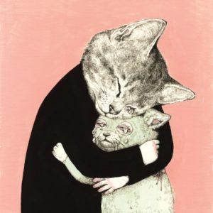 2月おはなしキャラバン「ヒグチユウコさんが描く、絵本の世界」
